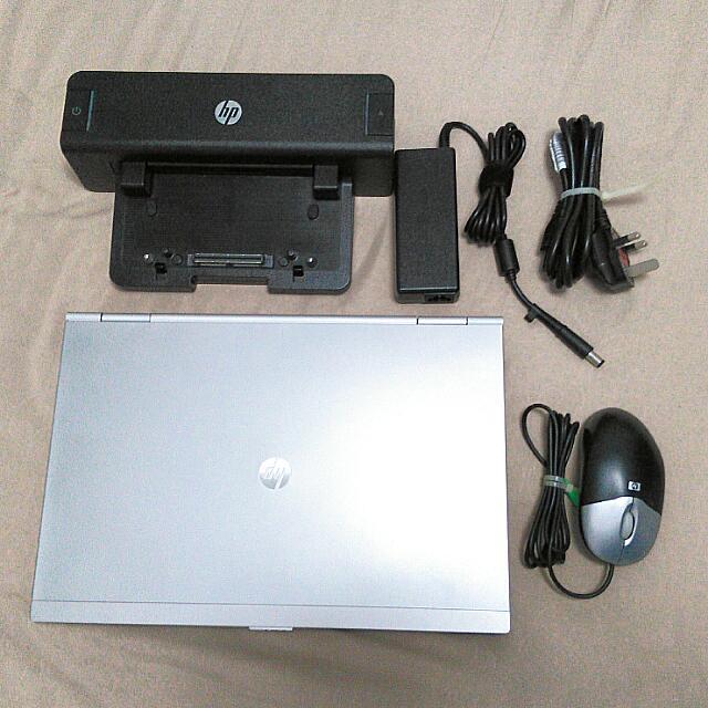 HP Elitebook 8460p i7 vPro Laptop, Electronics on Carousell