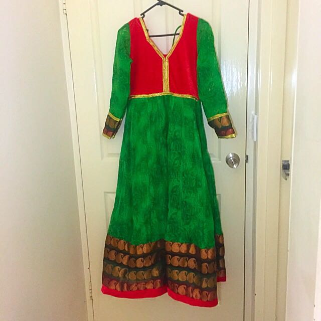 Indian attire!!!