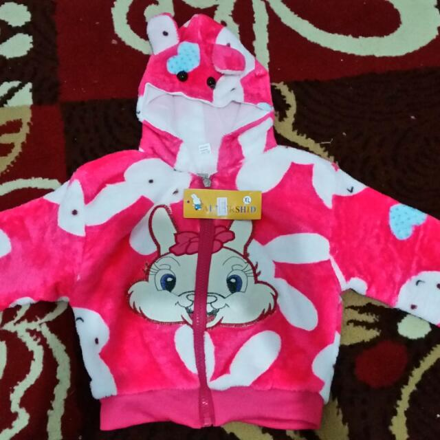 Jaket Bulu Size 1-2th
