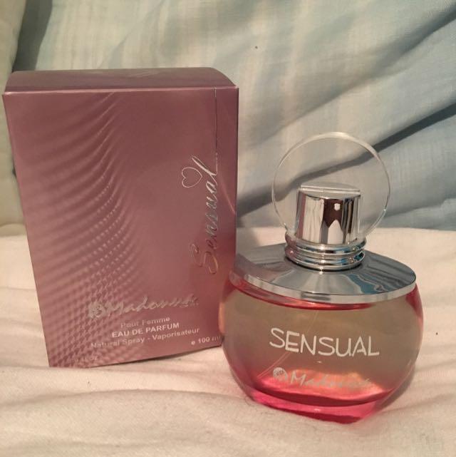 Madonna Sensual Perfume