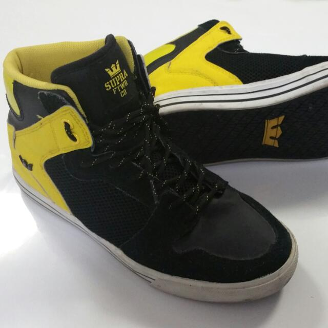 Mens Supra High Tops