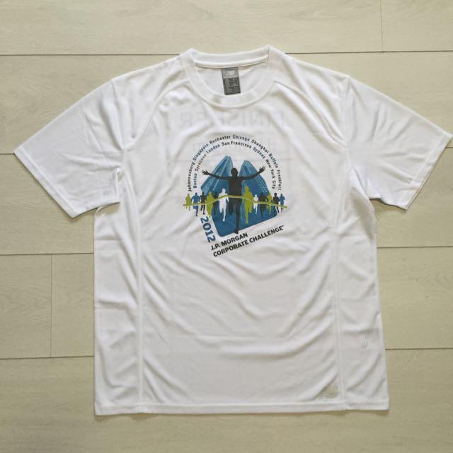 847ce56cad0fe New Balance Dri Fit T Shirt Size Eur L, Men's Fashion on Carousell