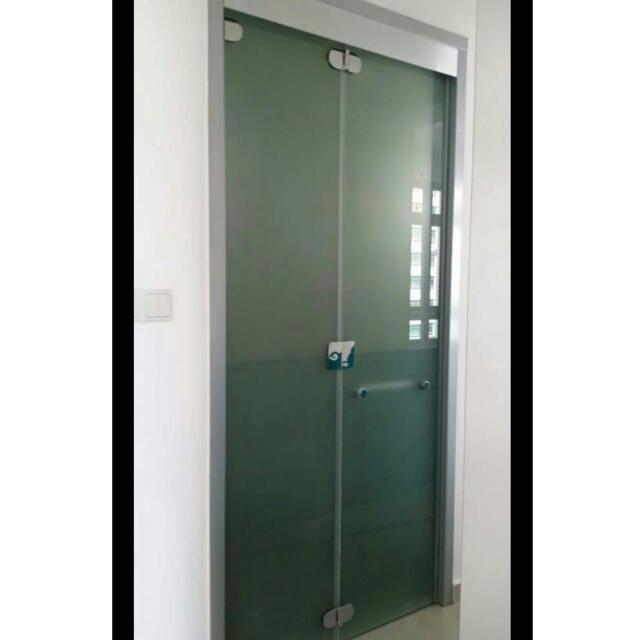 Brilliant Glass Bifold Door Singapore Glass Door Ideas Home Interior And Landscaping Ologienasavecom