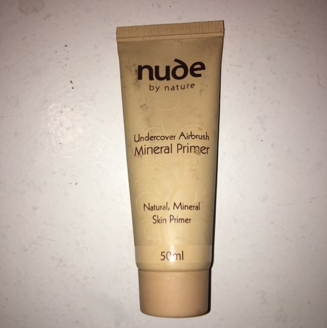 Nude By Nature Mineral Primer
