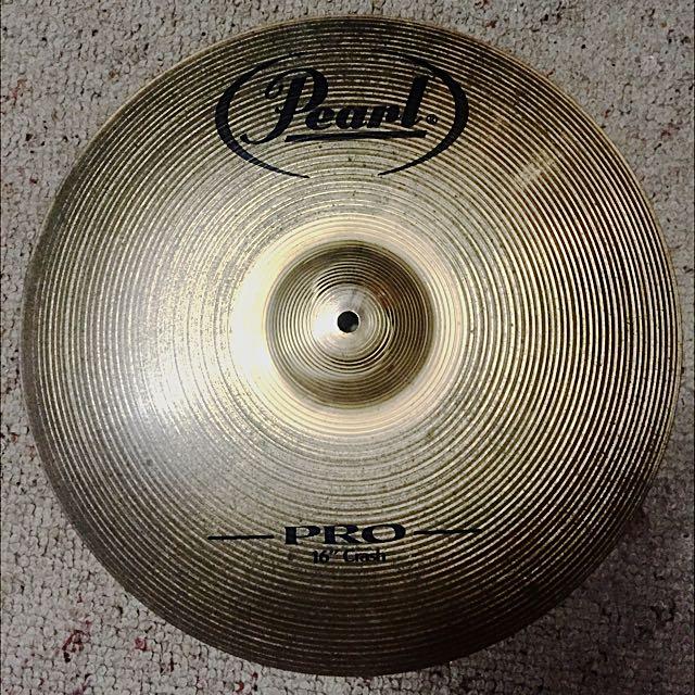 "Pearl Pro 16"" Crash"