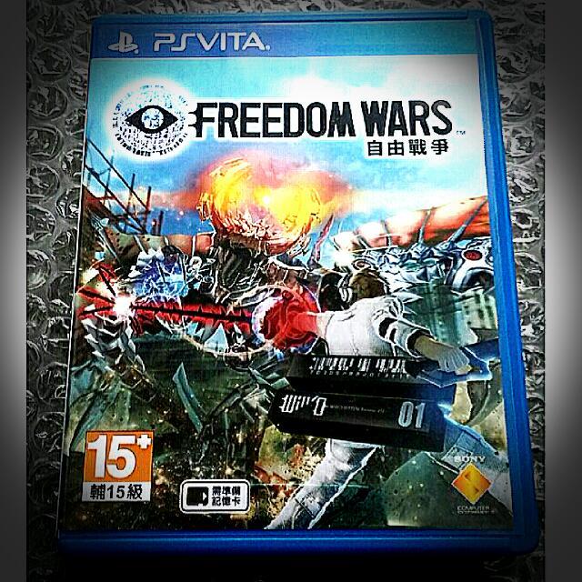 PSV自由戰爭(中文版