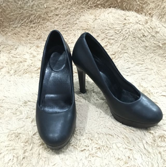 Rockport (black Jane Pump Heels)