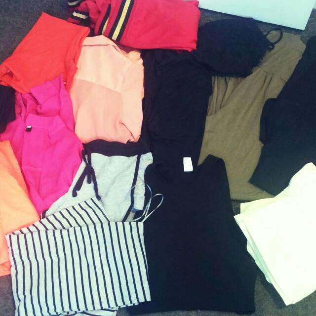 Size 12 Bundle