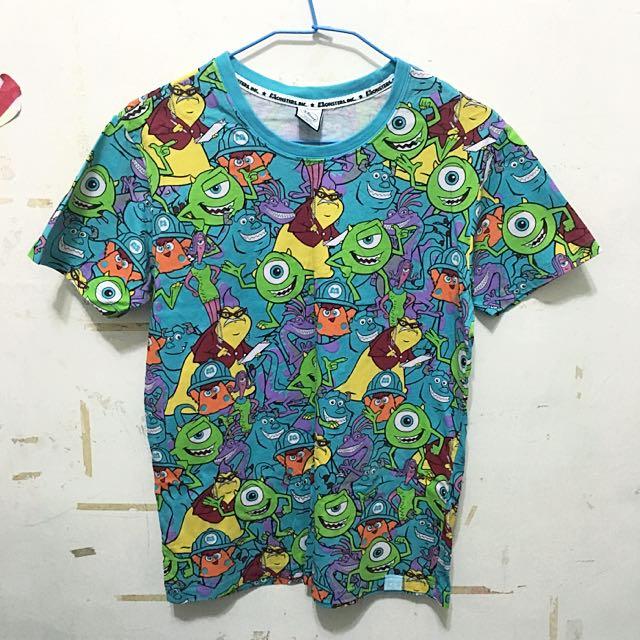 (暫售🎉)迪士尼滿版T恤🏰
