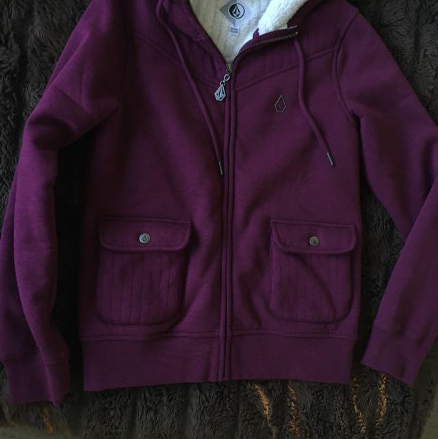 Volcom Purple jumper