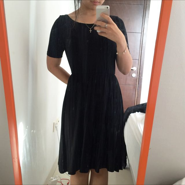 Zalora basic dress