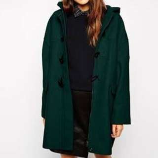 New ASOS duffle coat with tag