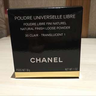 Chanel Loose Power 20 Clair