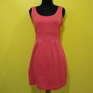 Simple Forever 21 Red Dress