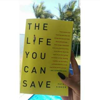 Peter Singer - The Life You Can Save