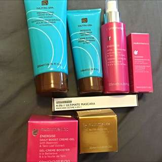 Nutrimetics Products