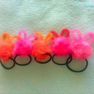 Stylish rubber band