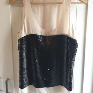 Country Road Sequin Top