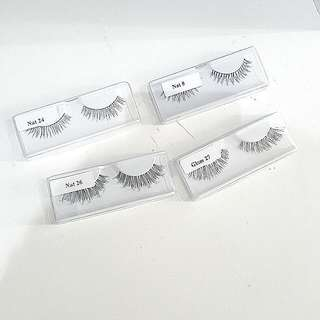 NEW!! Fake Eye Lashes