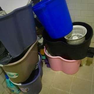 好神拖媽媽拖之類的水桶