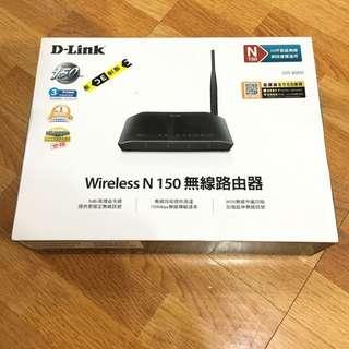 D-Link友訊 DIR-600M Wireless N150 無線路由器