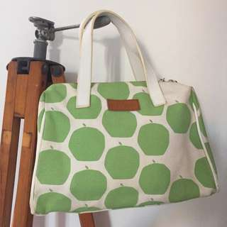 Apple and Bee handbag