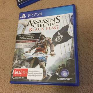 Assassins Creed; Black Flag