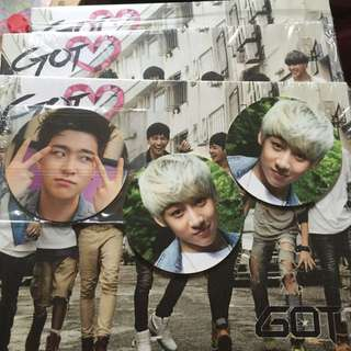 GOT7 2nd Mini Album Got love