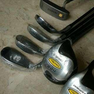 Children (7-11 Year Old) Golf Set Brand PGF