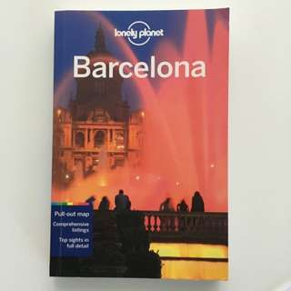 Barcelona Lonely Planet Guide