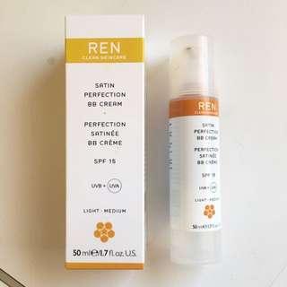 Ren Satin perfection BB Cream