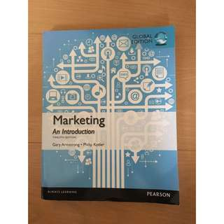 Marketing: An Introduction (GE) 12/e