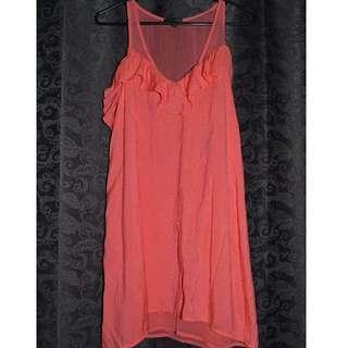 Ladakh Pink Dress