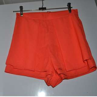 Vallygirl Orange Shorts!