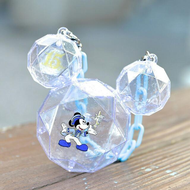 日本🇯🇵 迪士尼 海洋15週年 米奇糖果罐 附糖果⚠FB搜尋FANN¥粉絲專頁 看更多