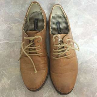 Atmosphere Brogues Oxfords Brown 37