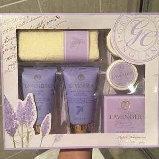 Perfect Pampering Lavender Serenity Gift Set