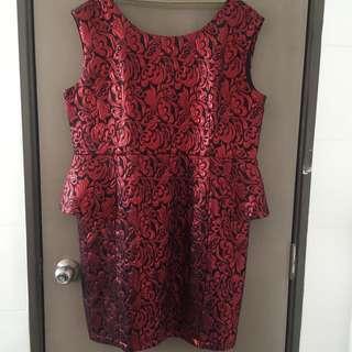 Saloma Inspired Dress