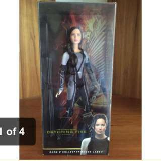 The Hunger Games: Catching Fire Katniss Doll