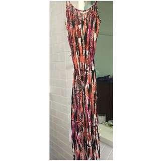 Summer Max Dress from JayJays Size 8
