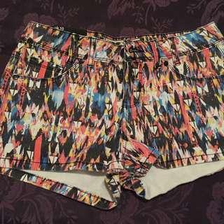 Short Shorts - Size 8