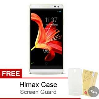 [NEW] Himax Pure 3s 4G - BNIB - GARANSI RESMI