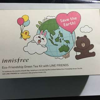 Innisfree X Line Friends Limited Edition Collection