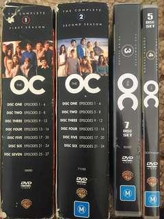 The OC - All seasons