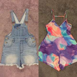 Overalls/Playsuit