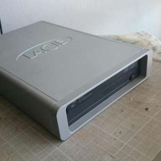 LACIA External Dvd Writer d2 525 U2