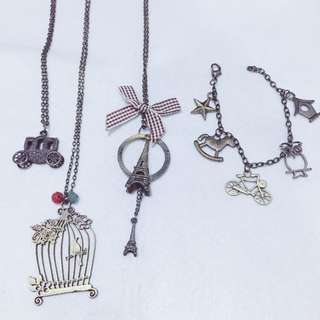 Necklace 3 For RM15