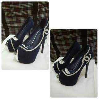 Wedges Chanel 17c
