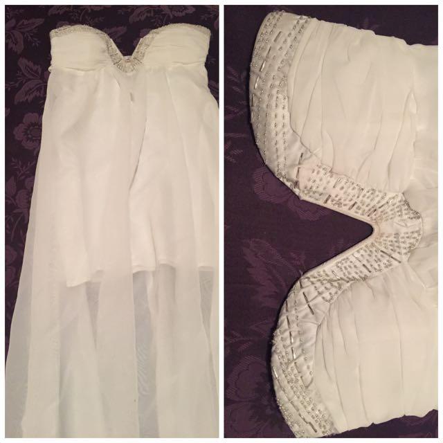 4 Dresses - 6/S - XS