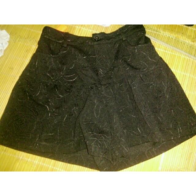 黑色玫瑰褲